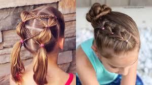 تسريحات شعر للمدرسة سهلة وسريعة بالخطوات تسريحات شعر تحلي بنتك