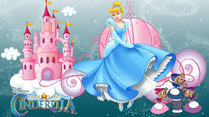 princess cinderella cartoon walt disney