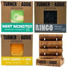 Best Soap for Teens Bundle Pack - Turner and Addie - TURNER & ADDIE
