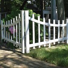 Decorative Corner Fence Wayfair