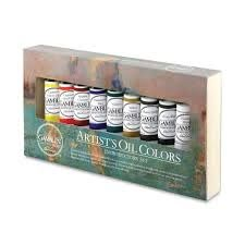 introductory oil paint set by gamblin