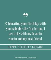 birthday wishes for a special cousin brother or sister bored art