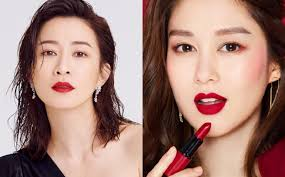 celeb inspired chinese new year makeup