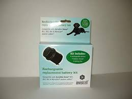 Amazon Com Invisicell Rechargeable Batteries Charging Base Compatible With Invisible Fence Brand Collars Pet Supplies