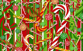 candy cane wallpapers top free candy