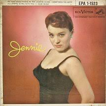 45cat - Jennie Smith - My Very Good Friend In The Looking Glass / Sometimes  I'm Happy - RCA Victor - USA - EPA 1-1523