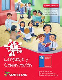 Lenguaje Y Comunicacion 1 Basico Primaria By Sandra Nowotny