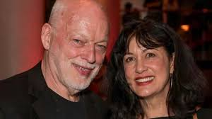 Pink Floyd's David Gilmour to debut new song at UK events promoting wife Polly  Samson's new novel   KTLO