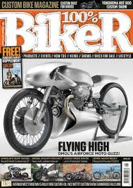 digital copy of 100 biker issue 231 issue