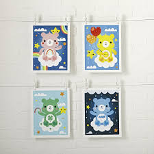 Land Of Nod Fall 2017 Care Bears And Paul Frank Collections Popsugar Family