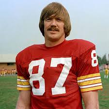 Redskins By The (Jersey) Numbers: #87 Jerry Smith - Hogs Haven