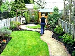 narrow backyard design ideas 818payday co