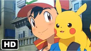 The Power Of Us - Pokemon Movie - 2018「AMV」 - YouTube