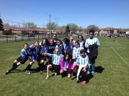 Hammond Fire U12 girls after their 5-1... - Hammond Soccer Club   Facebook