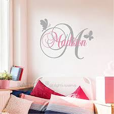 25 Greatest Girls Bedroom Decals