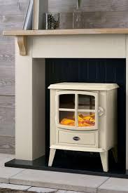 huxley painted fireplace surround