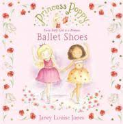 Princess Poppy: Ballet Shoes : Janey Louise Jones : 9780552561273