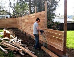 65 Cheap And Easy Diy Fence Ideas For Your Backyard Or Privacy Backyard Fences Backyard Diy Privacy Fence