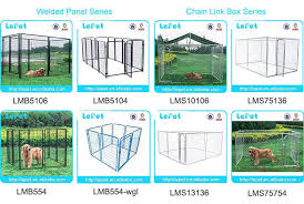 Playpen For Dogs Pet Outdoor Fence Lepetco Com
