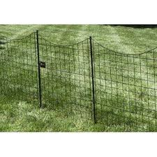Venture Products 3 Ft H X 25 Ft W Deluxe Pocket 7 Piece Fencing Wayfair Garden Fence Panels Fence Panels Garden Fence
