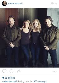 Aaron Stanford Fan — Amanda Schull's instagram