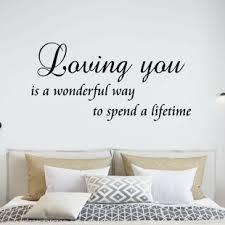 Master Bedroom Wall Decals Wayfair