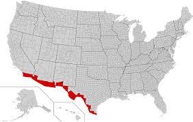mexico united states border wikipedia