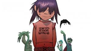 47 gorillaz wallpapers and backgrounds