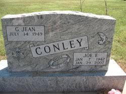 Joe E Conley (1942-2007) - Find A Grave Memorial