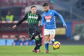 Napoli advance to the quarterfinals of the Coppa Italia - The ...