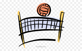 Cartoon Volleyball Clipart Free Clipart - Volleyball Images Clip ...