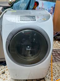 Máy giặt Panasonic NA-VR5500 giặt 9kg sấy 6kg đời 2009 - 14.000.000đ