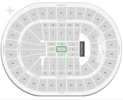 row 2 seats 7 and 8 at td garden