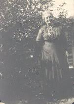 """Brown, Adeline """"Addie"""" Gould (Fox) (1847-1924) - """"Aunt Addie"""" Clerks Family  Record shows """"Adilia G."""" and Adeline G."""