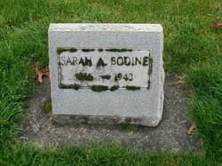 Sarah Adeline Richardson Bodine (1865-1943) - Find A Grave Memorial