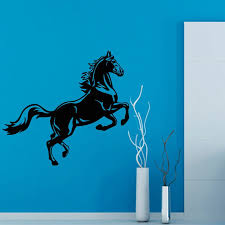 Zooyoo Horse Hollow Out Wall Decals Animals Mustang Vinyl Art Design Removable Home Decor Wall Stickers Home Decal Wall Decals Stickers Homedesigner Wall Stickers Aliexpress