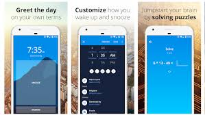 alarm clock apps android iphone
