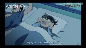 Lý do Conan không ngủ được - YouTube