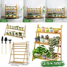 flower pot plant stand rack
