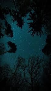 خلفية ايفون سماء ليل Hd 2020 مربع