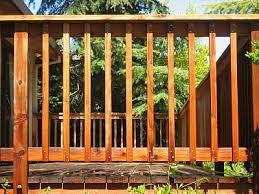 Wooden Balcony Railings Savillefurniture