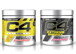 cellucor c4 vs c4 extreme bodysuppl