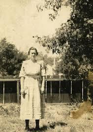 Effie Russell Hampton 1925 Lamar Missouri | Missouri, The hamptons, American