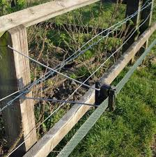 Extended Electric Tape Insulator R13 Fieldguard Fencing