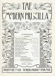 Ravelry: The Modern Priscilla, May 1904 - patterns