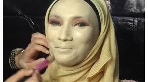 makeup pengantin ini awalnya mirip