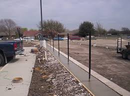 Universal Fence Co Permanent Fencing