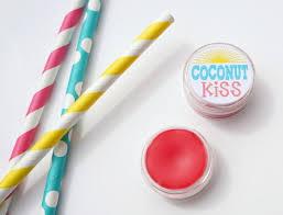homemade tinted lip balm creative