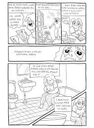 HEHASHIVEMIND — abby-howard: SORRY FOR THE VERY PERSONAL COMIC!! ...