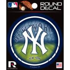 New York Yankees Stickers Decals Bumper Stickers